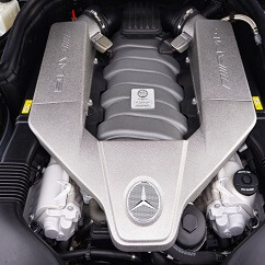 Mercedes Engine Service and Repair